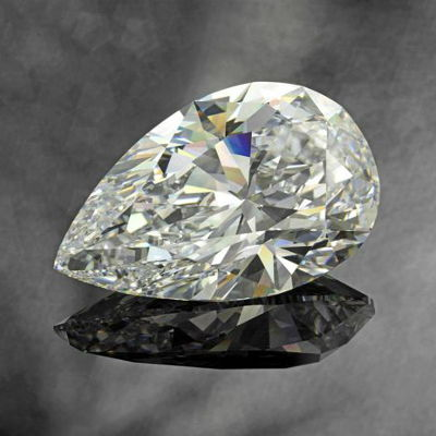 101 carat D Flawless Diamond Winston Legacy 4 Red Diamonds, 3 World Records